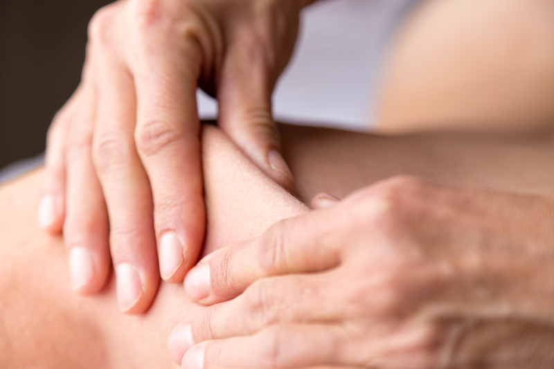 Bindweefsel Massage Touch of Health Hellevoetsluis