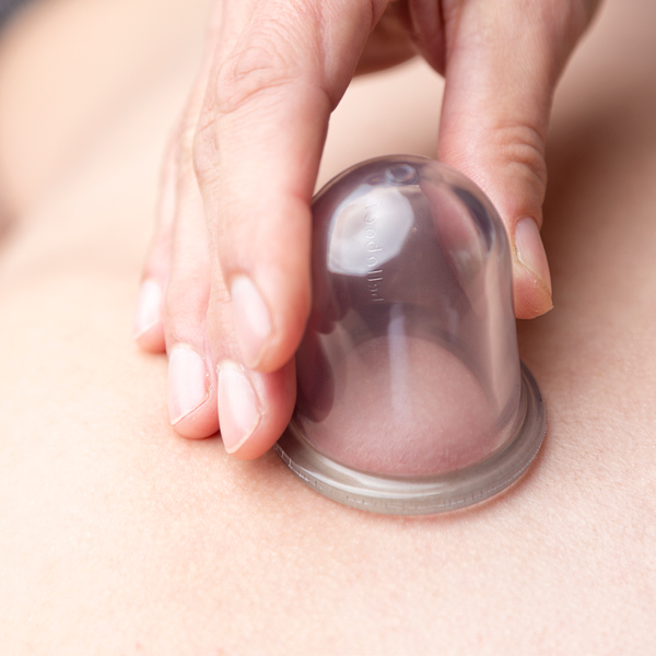 Cupping massage Touch of Health Hellevoetsluis